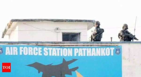 IAF base in Pathankot to get 'impregnable' shield by Dec