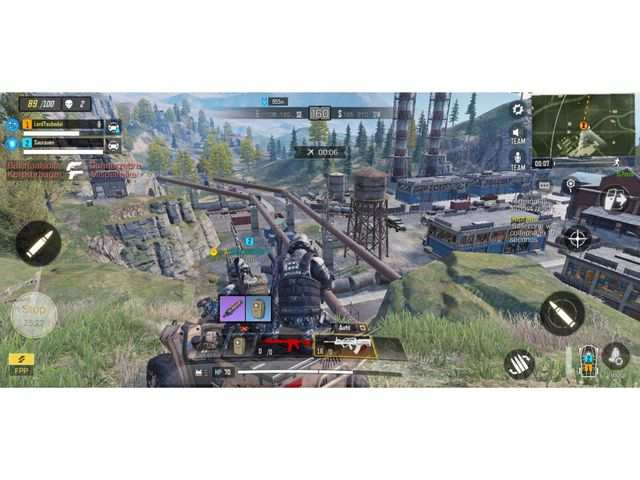 Call of Duty Mobile battle royale gameplay guide : Fly helicopters, be a Ninja, battle monsters