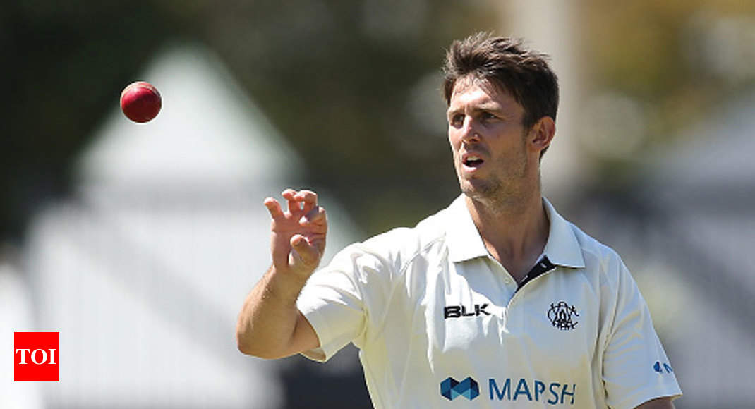 Mitchell Marsh injures hand after punching dressing room wall