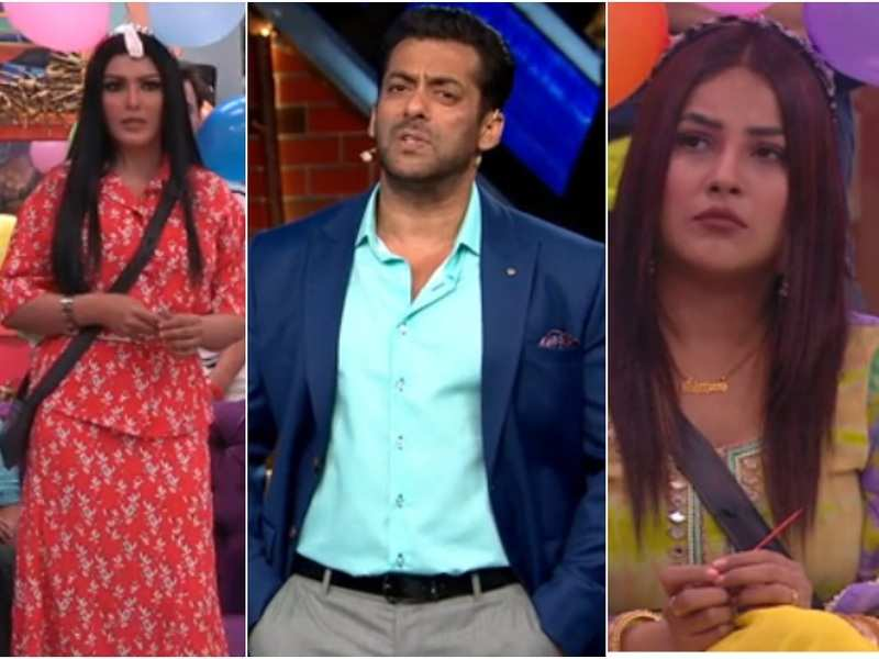 Bigg Boss 13: Twitterati call Salman 'biased' towards Shehnaz Gill, support evicted contestant Koena Mitra