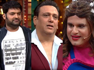 Krushna gives Kapil's show a miss as mama Govinda appears