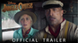Jungle Cruise - Official Trailer
