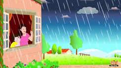 Best Kids Bengali Nursery Rhyme 'Rain Rain Go Away' - Children Nursery Rhymes In Bengali