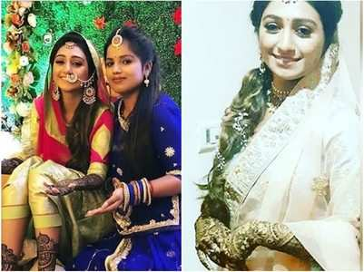 Yeh Rishta's Mohena on her wedding