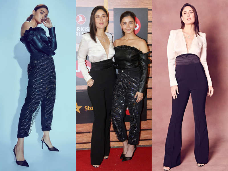 All set to be sisters-in-law? Alia Bhatt and Kareena Kapoor show how to power dress like nobody