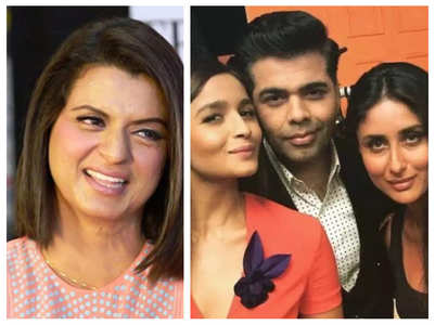 Rangoli Chandel slams Kareena, Alia and KJo