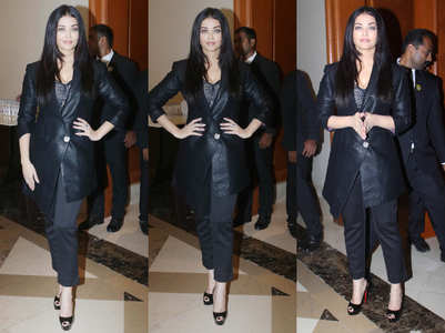 Photos: Aishwarya channels her inner diva