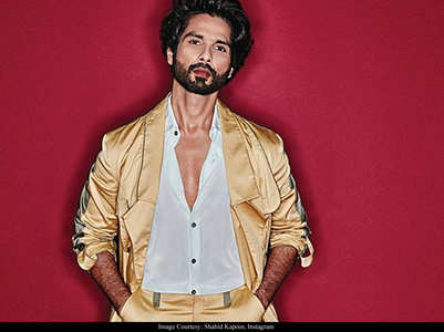 Shahid gets 35 crore for 'Jersey' remake