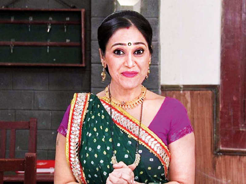 Disha Vakani returns to 'Taarak Mehta' after a two-year break - Times of  India