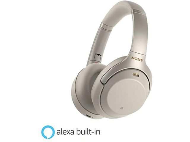 Sony WH-1000XM3 wireless noise canceling stereo headset at $75 off via Amazon