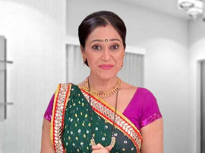 Disha Vakani shoots special scene for Taarak