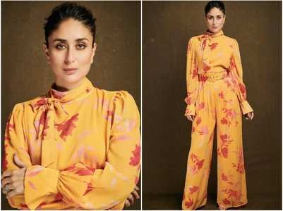 Pics: Bebo shows how to wear florals