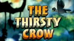 Kids Stories | Nursery Rhymes & Baby Songs - 'Thirsty Crow - Panchatantra Tales'- Kids Nursery Story In Tamil