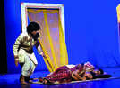 A play on superstitious beliefs staged at BNA in Lucknow