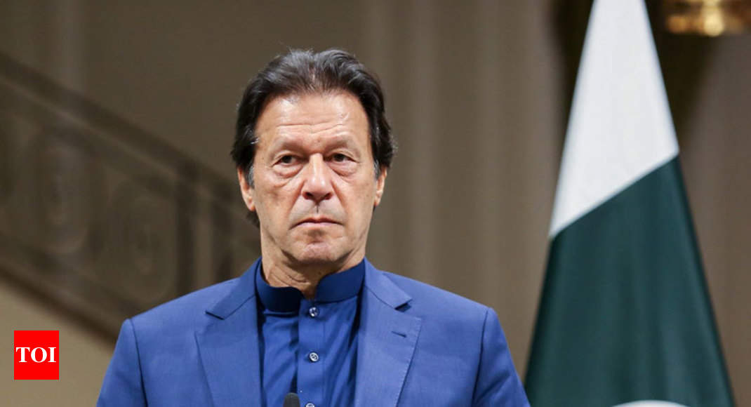 Pakistan isolated by all countries in FATF, on verge of being in 'Dark Grey' list - Times of India