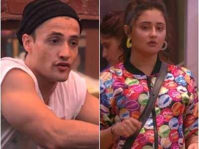 Rashami tells Asim she isn't his 'abba's naukar'
