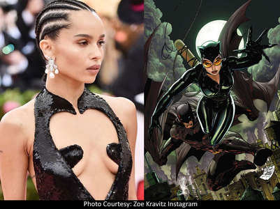 Batman: Zoe Kravitz to play Catwoman