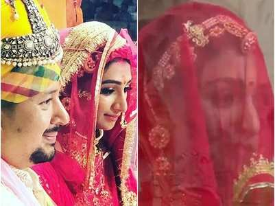 Mohena Singh ties the knot with Suyesh