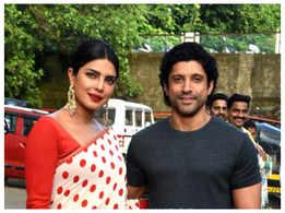 Did you know that Priyanka Chopra was afraid of Farhan Akhtar while shooting for 'Don'?