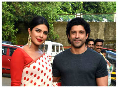 Did you know Priyanka was afraid of Farhan?