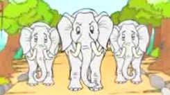 Kids Stories | Nursery Rhymes & Baby Songs - 'Pathiluku Pathil - Panchathanthira Kathai'- Kids Nursery Story In Tamil