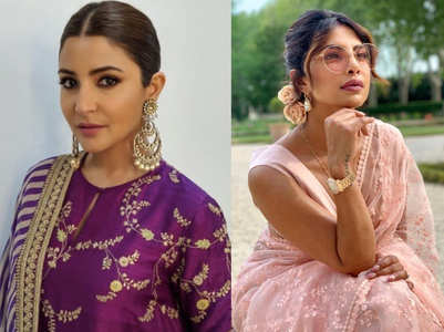 Bollywood-inspired Karwa Chauth looks