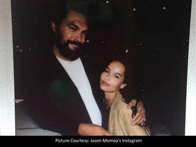 Jason Momoa congratulates Zoe Kravitz