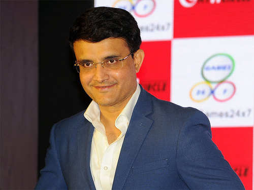 Sourav Ganguly set to become BCCI chief