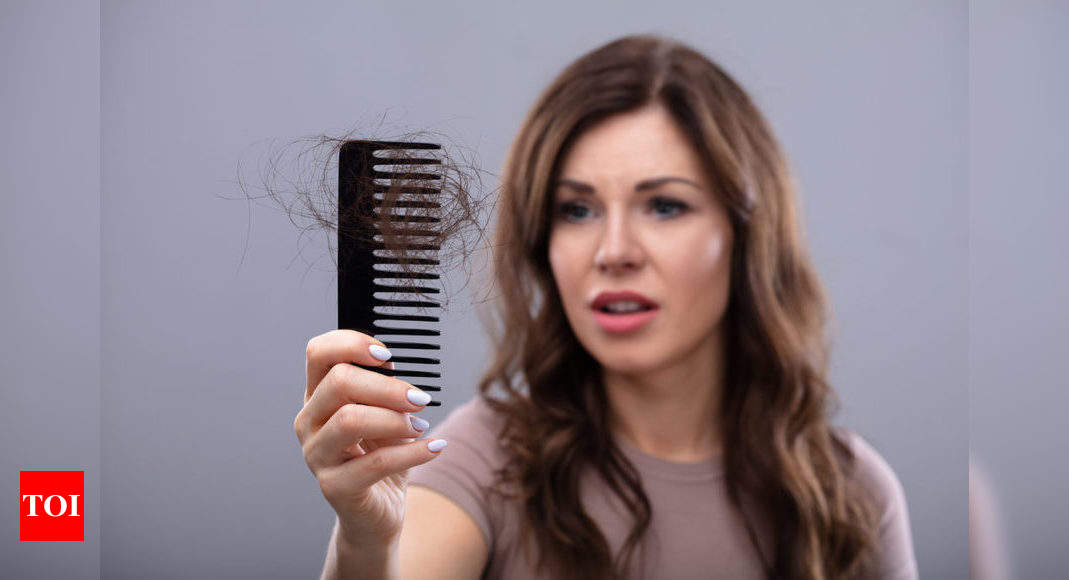All About Hair Loss Its Causes And Solutions Times Of India