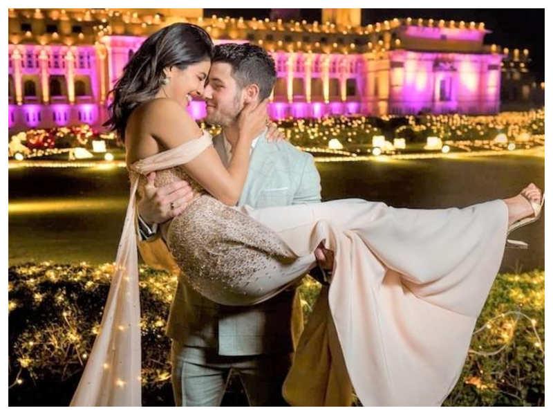 "Priyanka Chopra on why her wedding with Nick Jonas felt ""magical"""