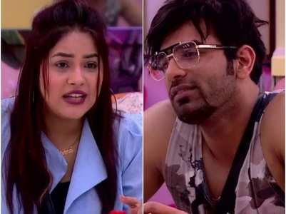 BB13: Paras takes Shehnaz's English class