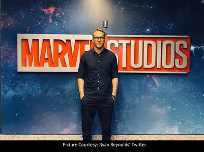 Reynolds quips about auditioning for Iron Man