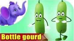 Kids Popular Rhyme In Marathi 'Doodhi (Bottle Gourd)'- Vegetable Rhymes In Marathi