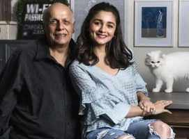 Alia cries after her father gets emotional
