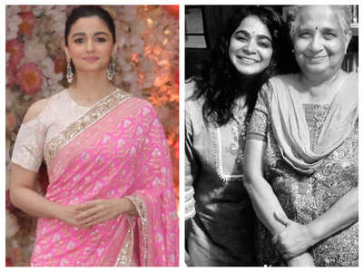 Exc: Alia in talks for Sudha Murthy biopic?