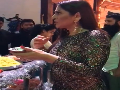 Watch:Archana refuses to pay for gol gappa
