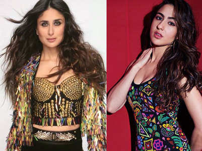Kareena is taking keen interest in styling Sara