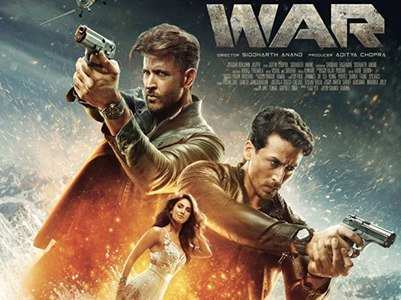 Box office: Records broken by 'War' till now