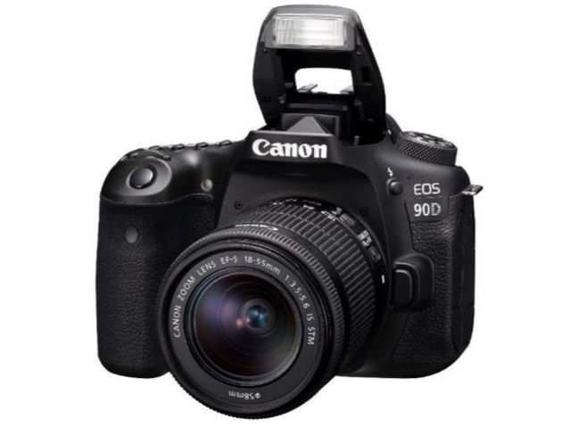 Canon launches EOS 90D and EOS M6 Mark II cameras in India