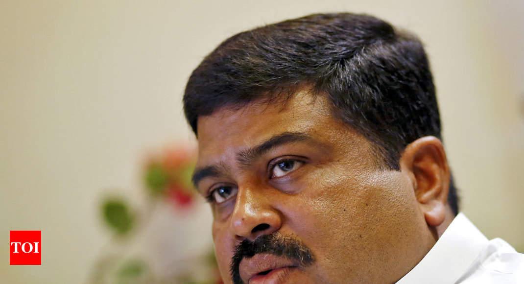 Dharmendra Pradhan seeks better Opec terms