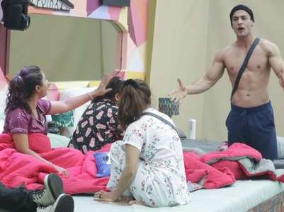BB13: Devoleena gets into a fight with Asim