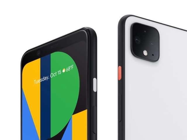 Google Pixel 4, Pixel 4XL smartphones with dual rear cameras launched