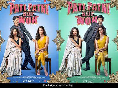 'Pati Patni Aur Woh' new poster is out