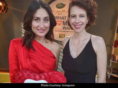 Kareena to pregnant Kalki: I was like a cow