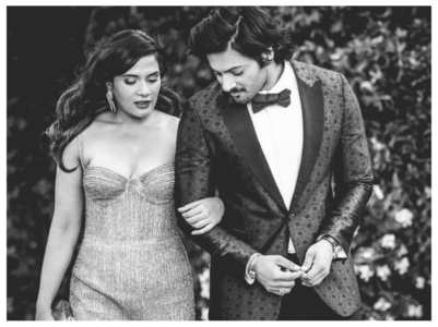 Watch: Richa's b'day wish for beau Ali Fazal
