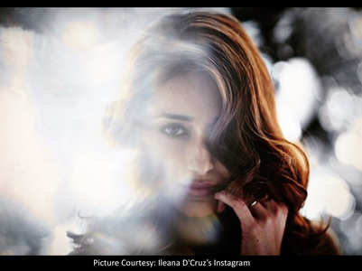 Ileana D'Cruz shares a drool-worthy picture