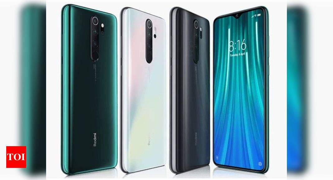 Redmi Note 8 Pro Xiaomi Launches Redmi Note 8 And Redmi Note 8 Pro In India Price Starts At Rs 9 999 Onwards Times Of India