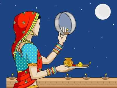 Karwa Chauth: Pictures, Quote Images and Greeting Cards
