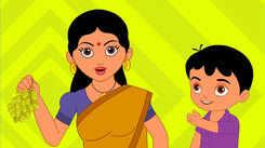 Best Children Tamil Nursery Rhyme 'Dhartchai' - Kids Nursery Rhymes In Tamil