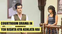 Yeh Rishta Kya Kehlata Hai on the sets: Kartik, Naira's custody battle gets intense